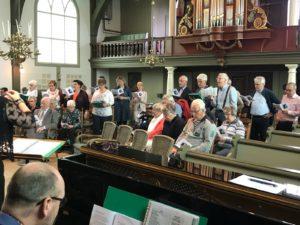 Mattheus koor
